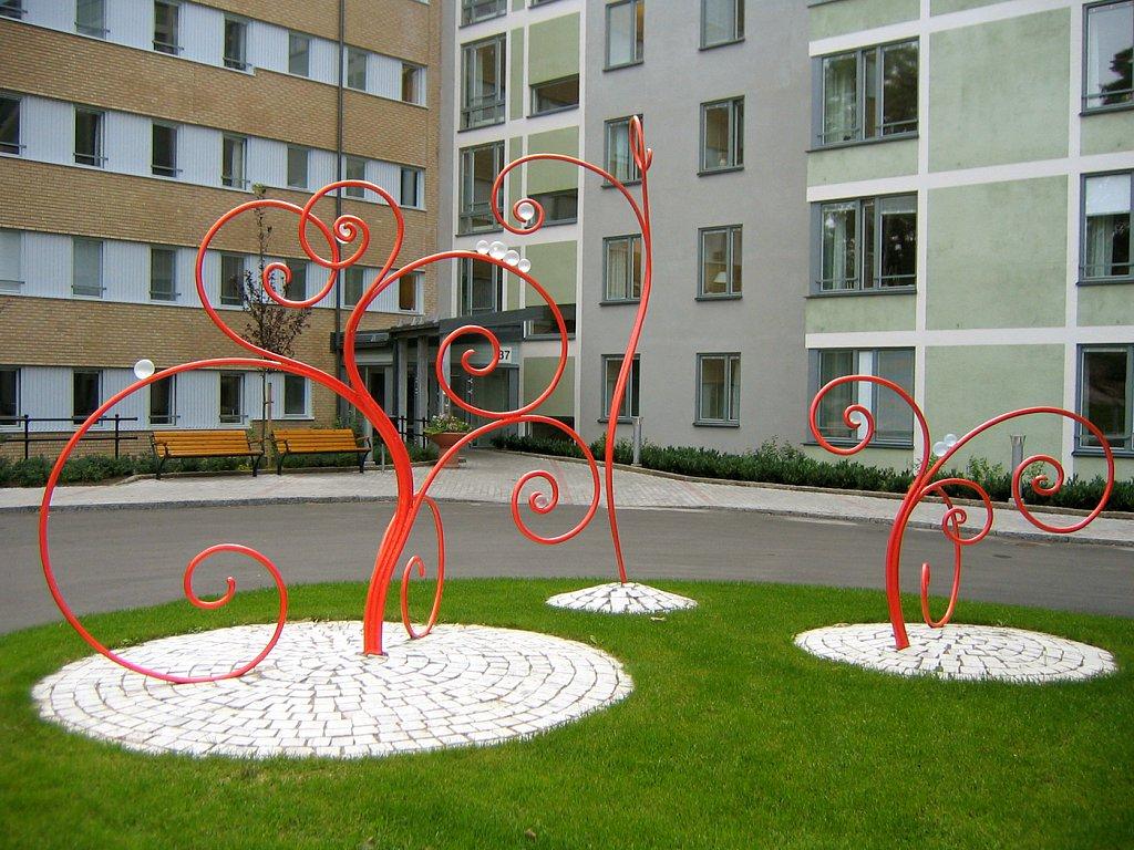 Mälarbackens vårdhem. 2004-05.